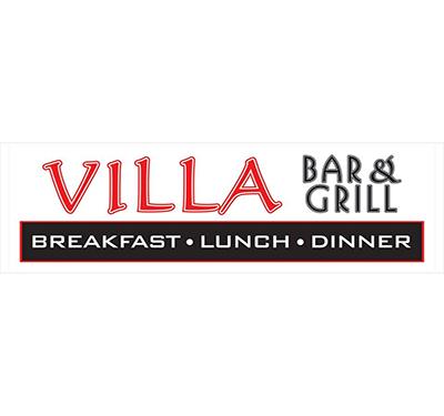 Villa Bar & Grill Logo