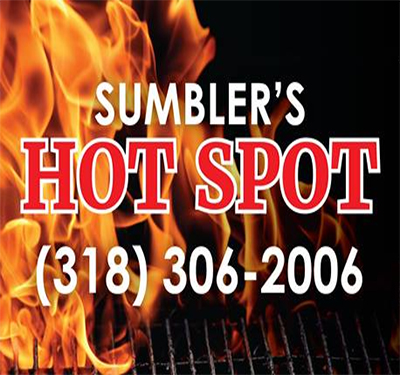 $25 Gift Certificate For $10 or $15 for $6 at Sumblers BBQ Hot Spot.
