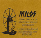Mylos Restaurant and Lounge Logo