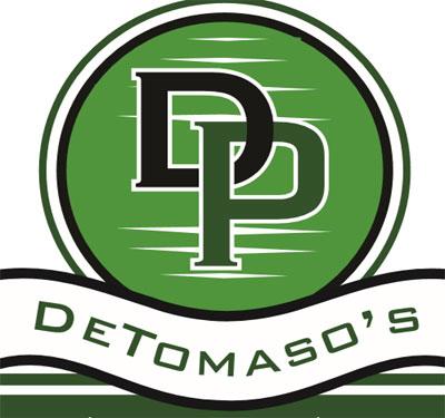 DeTomaso's Pizzeria Logo