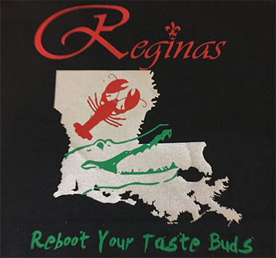 $25 Gift Certificate For $10 or $15 for $6 at Regina's Cajun Kitchen.