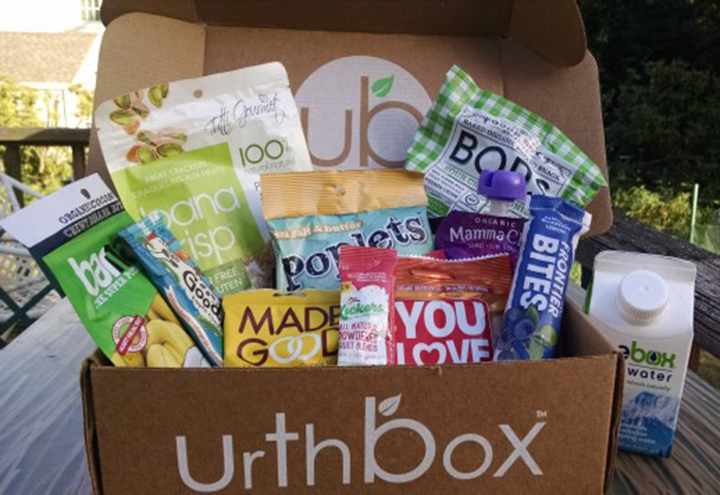 Urthbox in Anywhere, CA at Restaurant.com