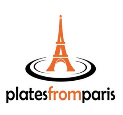 Plates From Paris Logo