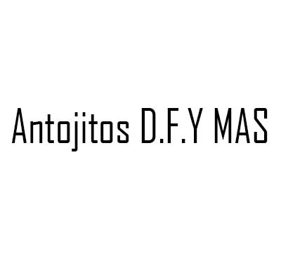 Antojitos D.F.Y MAS Logo