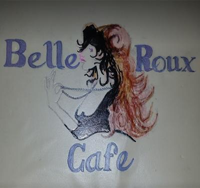Belle Roux Cafe Logo