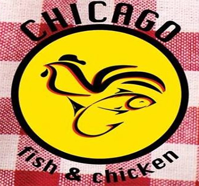 Chicago Fish & Chicken Logo