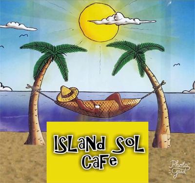Island Sol Cafe Logo