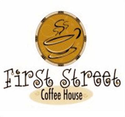 First Street Coffee House Logo