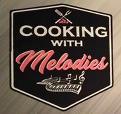Cooking with Melodies Logo