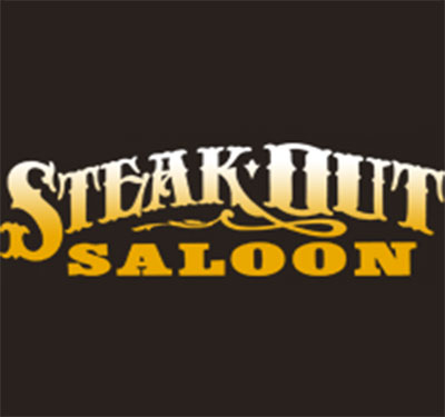 Steak-Out Saloon Logo
