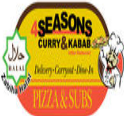 4 Seasons Curry and Kabab Logo