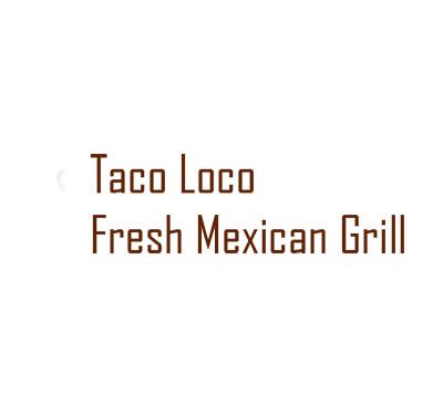 Taco Loco Fresh Mexican Grill Logo