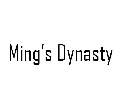 Ming's Dynasty Logo