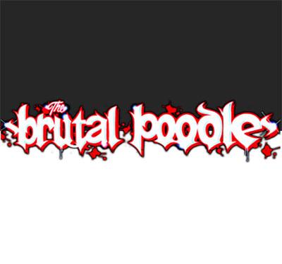 The Brutal Poodle Logo