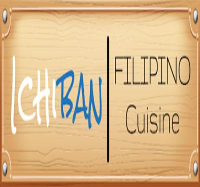 Ichiban Filipino Cuisine Logo