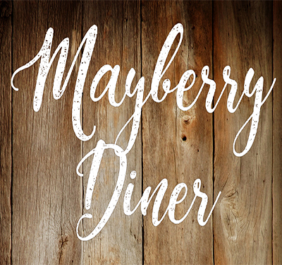 Mayberry Diner Logo
