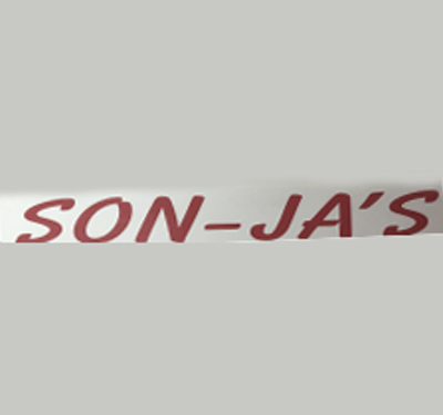 Son Ja's Soul food Logo