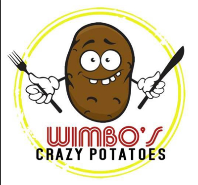 Wimbo's Crazy Potatoes Logo