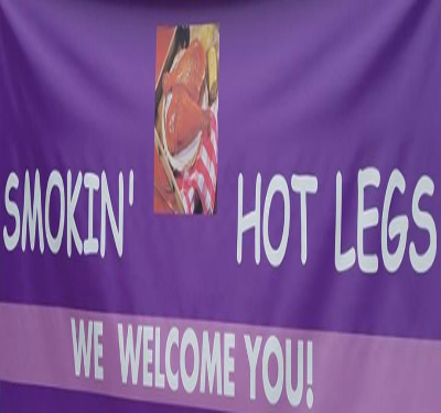 Smoking Hot Legs Logo