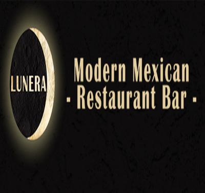 Lunera Modern Mexican Logo