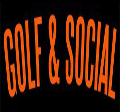Golf and Social Logo