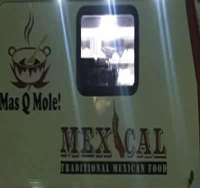 MexCal Traditional Mexican Food Logo