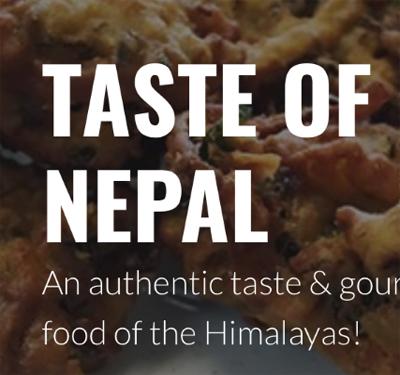 Taste Of Nepal Logo