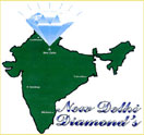 New Delhi Diamond's Restaurant Logo
