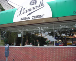 New Delhi Diamond's Restaurant in Ithaca, NY at Restaurant.com