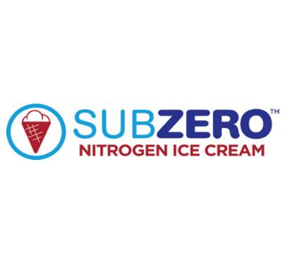 Sub Zero Ice Cream Logo