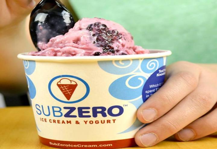 Sub Zero Ice Cream in Sandy, UT at Restaurant.com