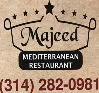 Majeed Mediterranean Restaurant Logo