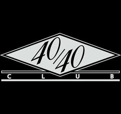 The 40-40 Club Logo