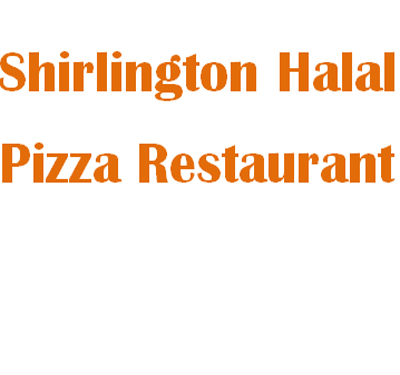 Shirlington Halal Pizza Restaurant Logo