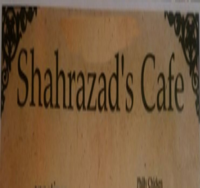 Shahrazad Cafe Logo