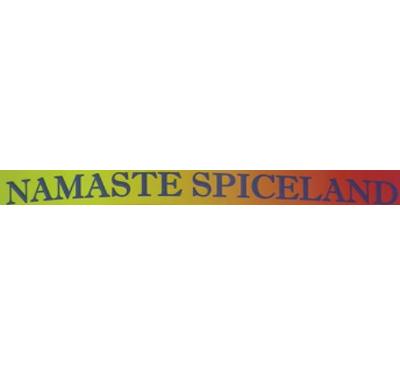 Namaste Spiceland Logo