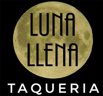 Luna Llena Taqueria Logo