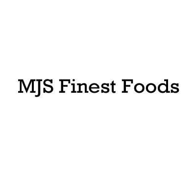 MJS Finest Foods Logo