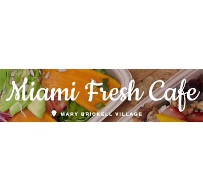 Miami Fresh Cafe Logo