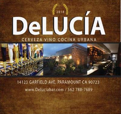 Delucia Bar Logo