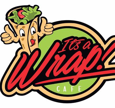 It's A Wrap Cafe Logo