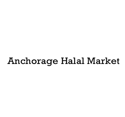 Anchorage Halal Market Logo