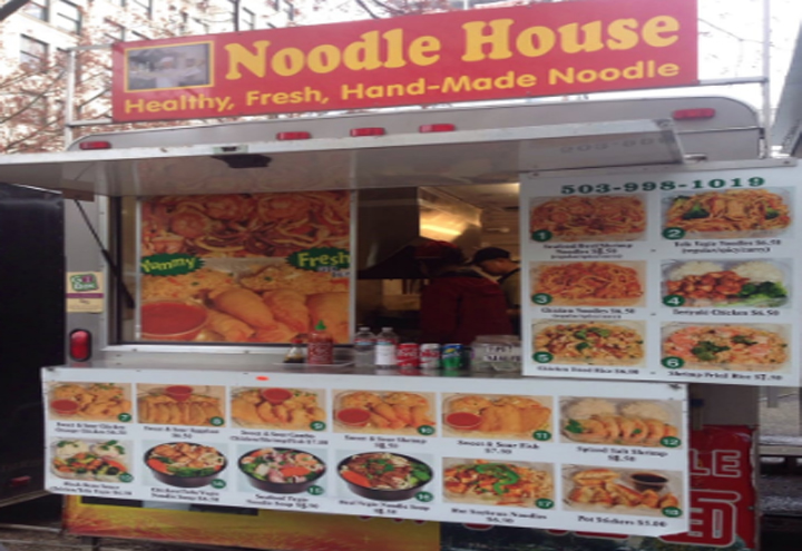 Noodle House in Portland, OR at Restaurant.com