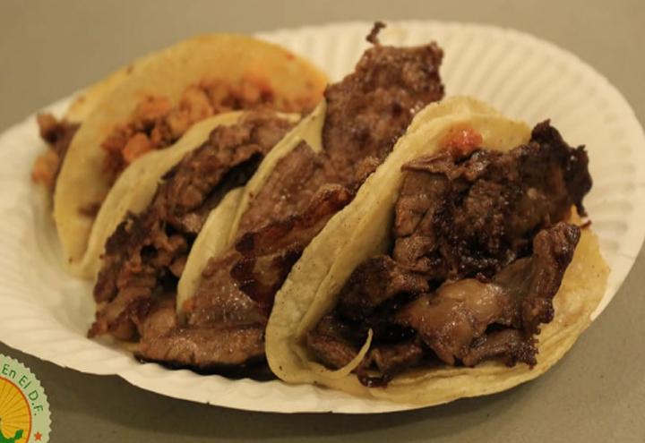Tacos Como En El D.F. Taco Truck in Los Angeles, CA at Restaurant.com