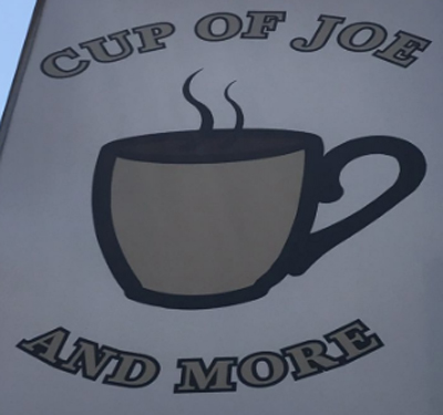 Cup of Joe and More Logo