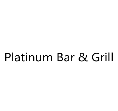 Platinum Bar & Grill Logo
