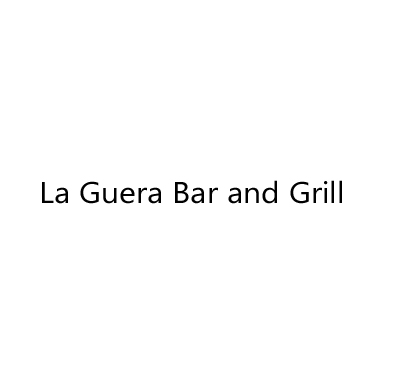 La Guera Bar and Grill Logo