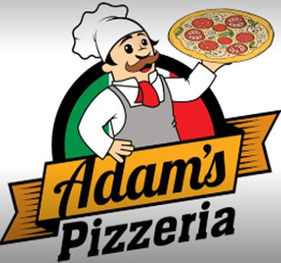 Adams Pizzeria Logo