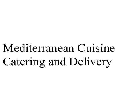 Mediterranean Cuisine Catering and Delivery Logo
