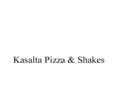 Kasalta Pizza & Shakes Logo